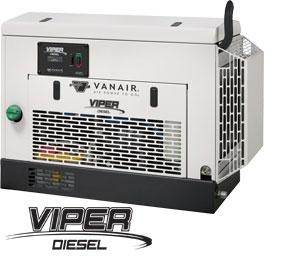 Van Air Diesel Air Compressor