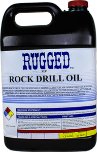 rock drill oil